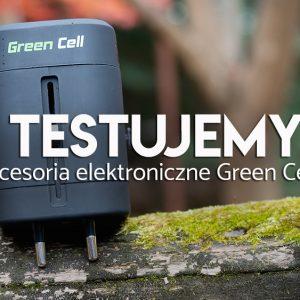test produktów green cell