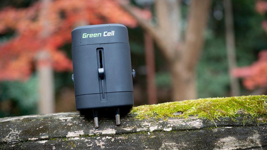 adapter do gniazdek elektrycznych green cell
