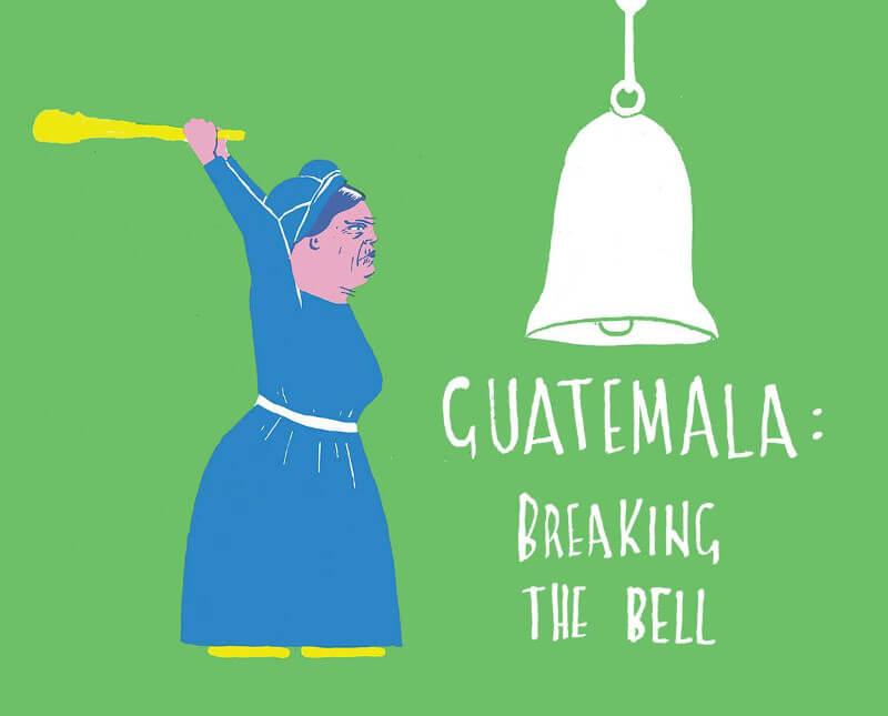 Guatemala slub tradycja