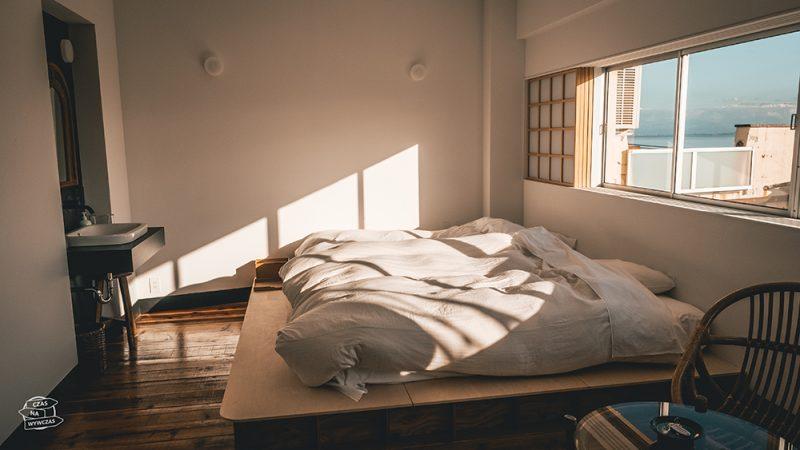 couchsurfing w japonii