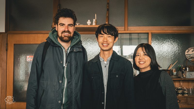 couchsurfing - japonia
