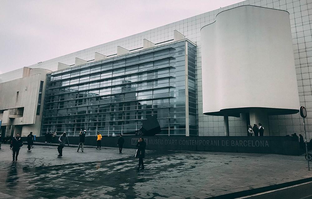 Budynek MACBA