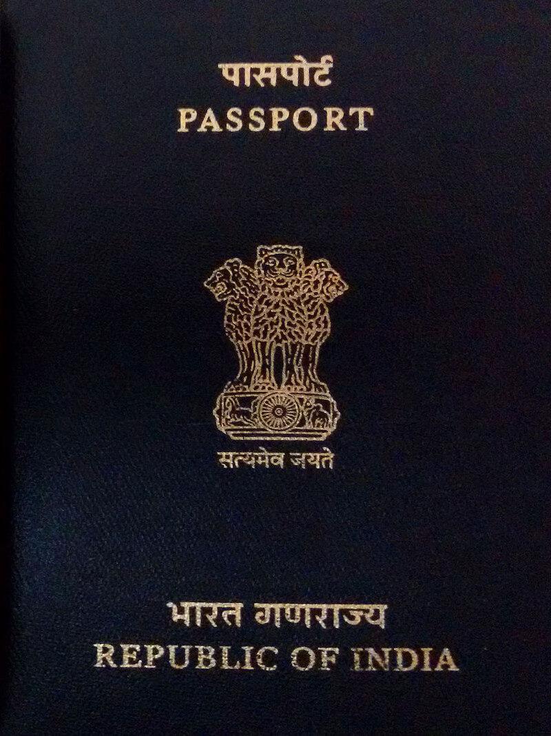 paszport-indie