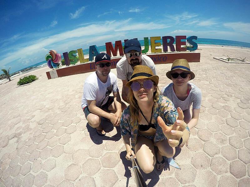 Isla Mujeres - atrakcje