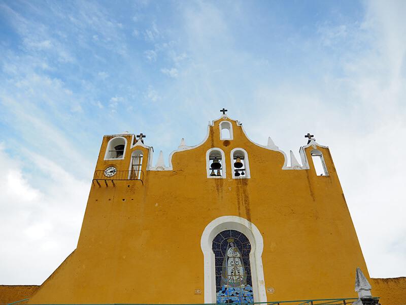 kościół Izamal Meksyk