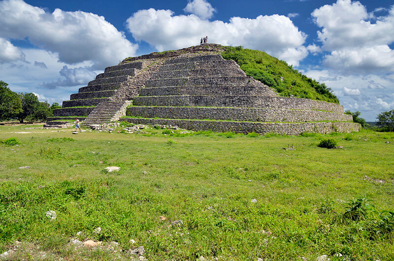 Ruiny Majów w Izamal