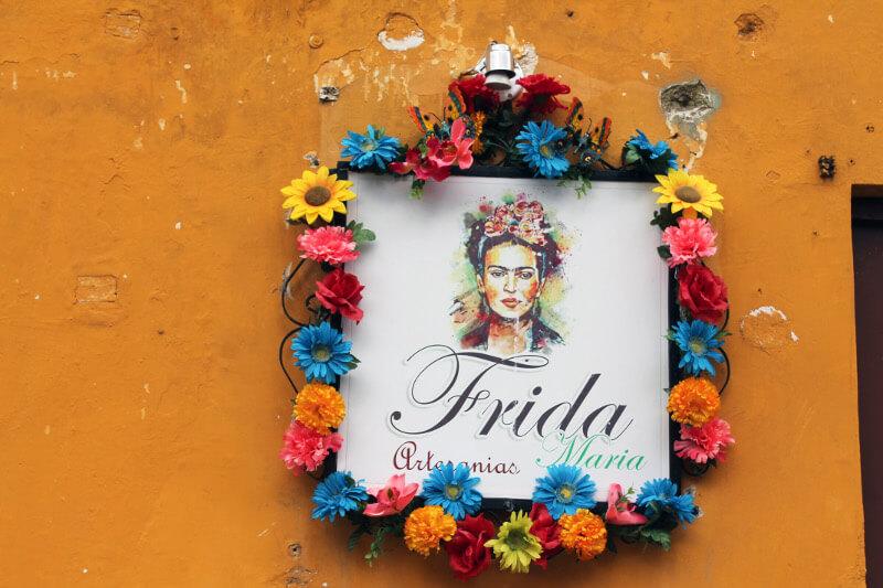 Frida-Kahlo-Izamal