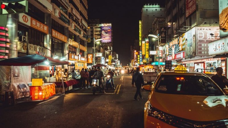 Tajwan-night-market
