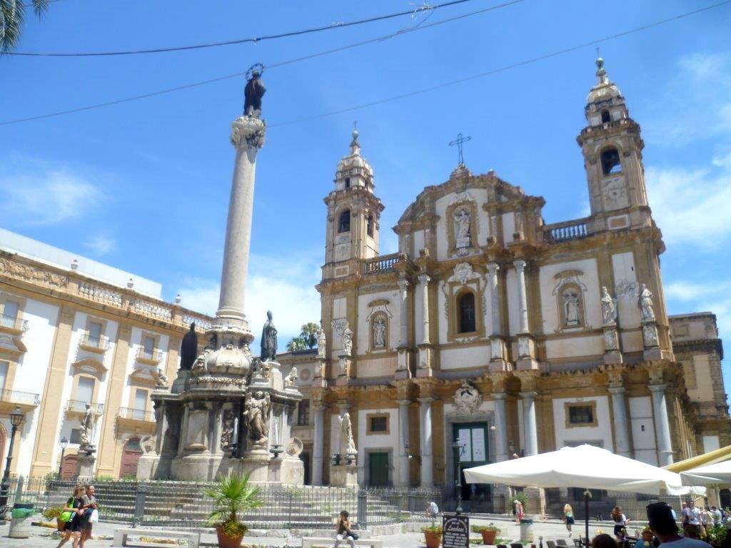 katedra w Cefalu - Sycylia
