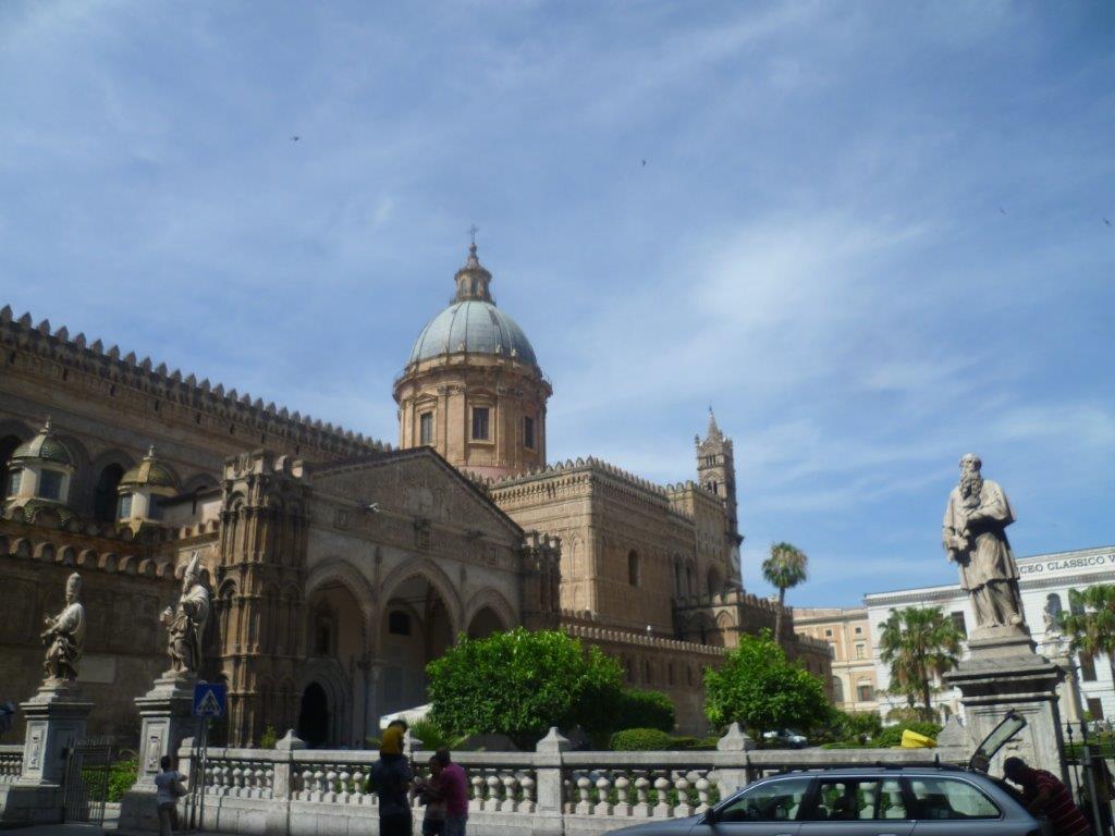 Katedra w Palcermo