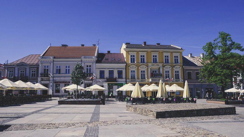 Kielce Stare Miasto
