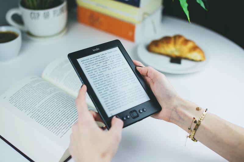 Kindle - zamiast książki