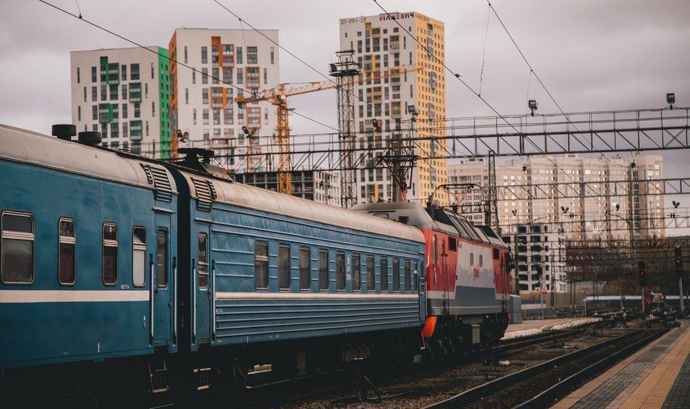 Co zabrać - do kolei - transsyberysjkiej