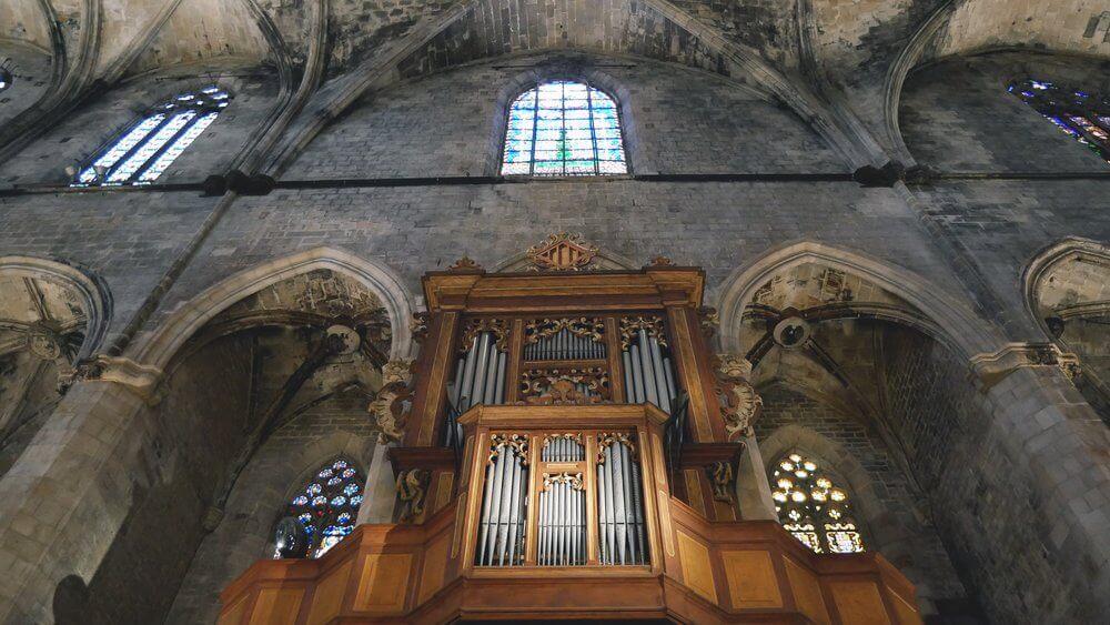 Barcelona-kościół
