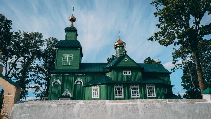 Trześcianka-cerkiew