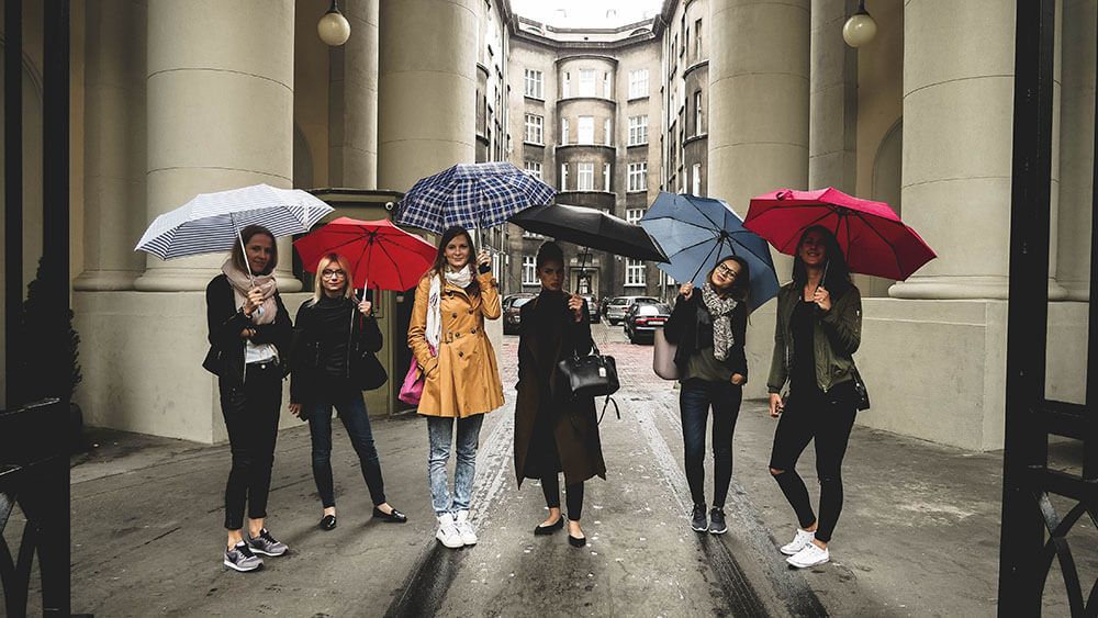 Wypad babski do Krakowa