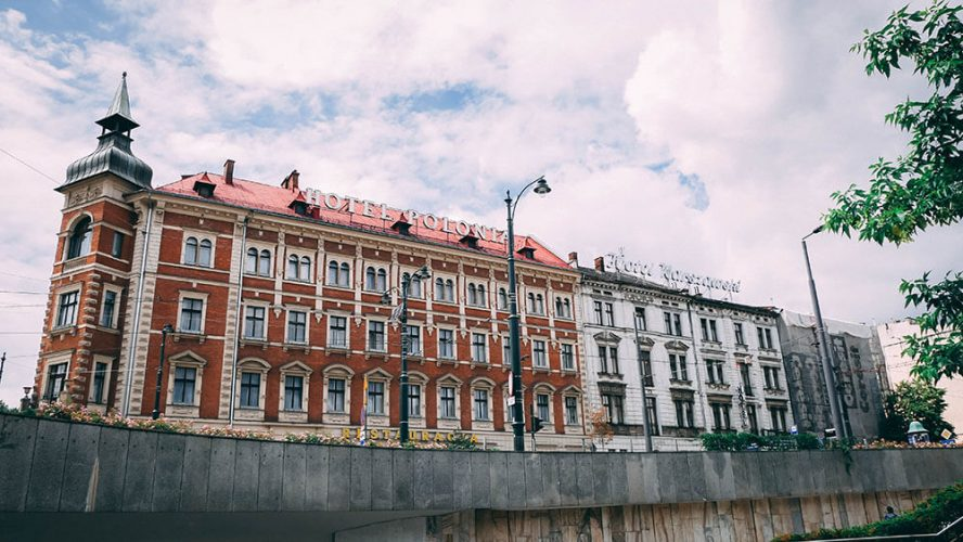 Hotele przy Dworcu Głównym
