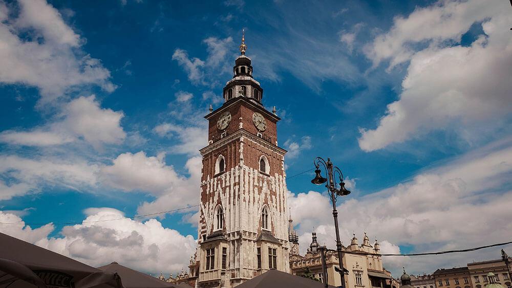 Wieża Ratuszowa - Kraków