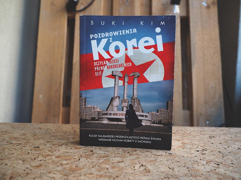 Książka o Korei Północnej - Pozdrowienia z Korei