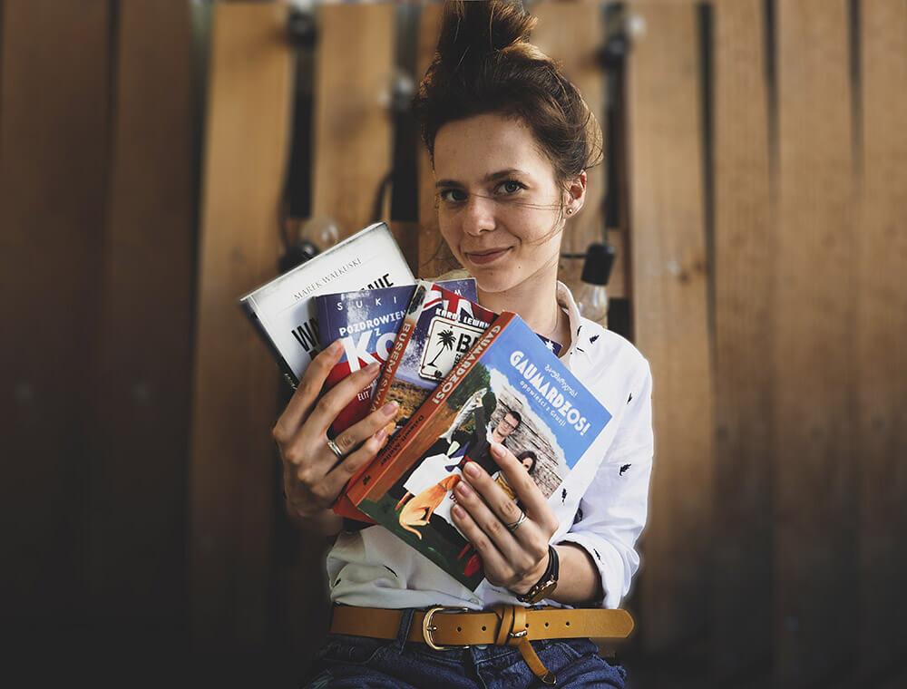 lista najlepszych książek podróżniczych na wakajce