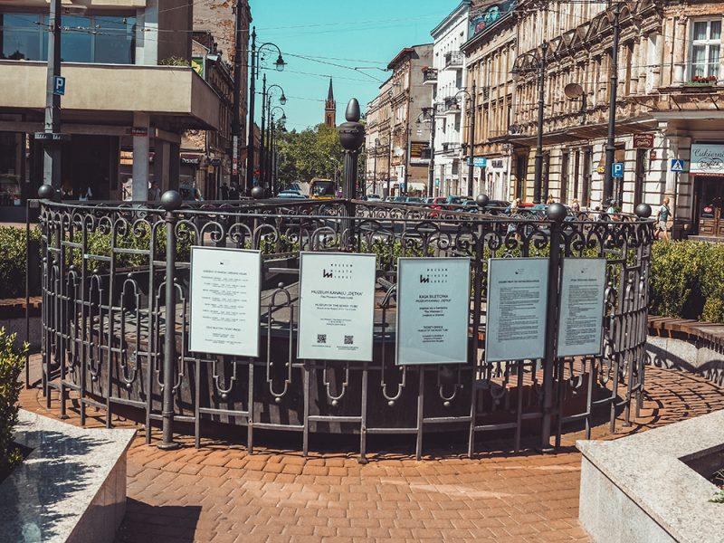 Muzeum Kanału Dętka w Łodzi