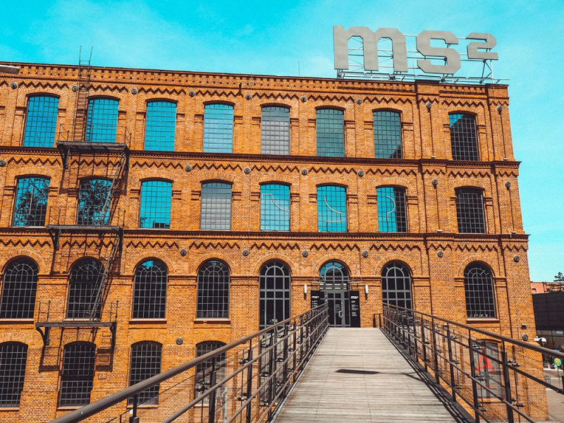 MS2 - Muzeum Sztuki Nowoczesnej