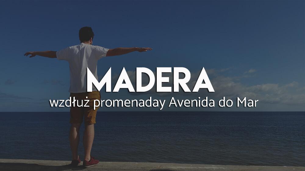 Madera - atrakcje w Funchal