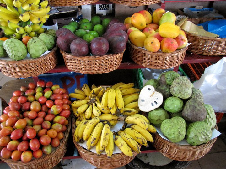 Madera- bazar - marakuje