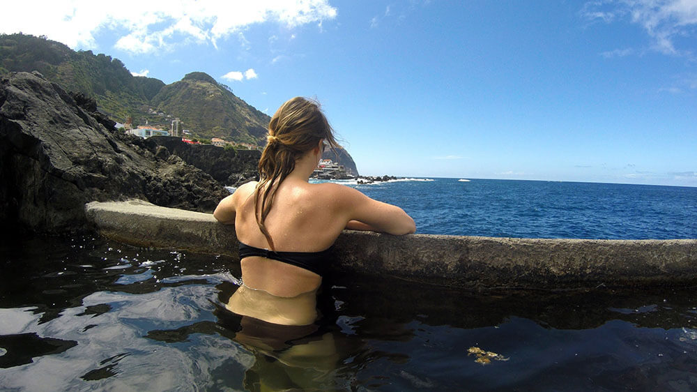 madera-porto moniz natural swimingpools