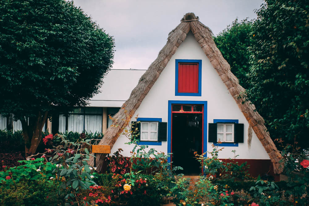 Santana na Maderze domki