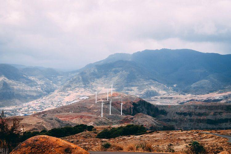 okoliczne widoki Madera