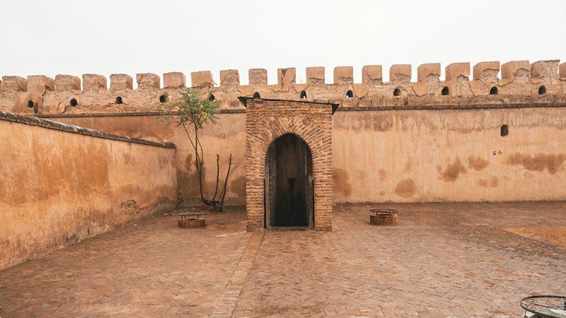 Maroko atrakcje Meknes