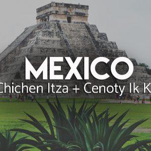 Chcicen Itza piramida Majów - co zwiedzać w Meksyku