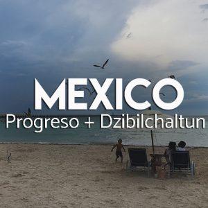 Progreso - atrakcje Meksyku