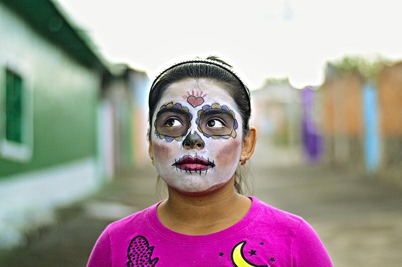 Meksykanka - kultura Meksyku - wywczas