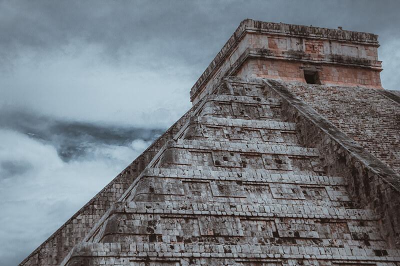 Piramida Majów - Meksyk - atrakcje- wywczas