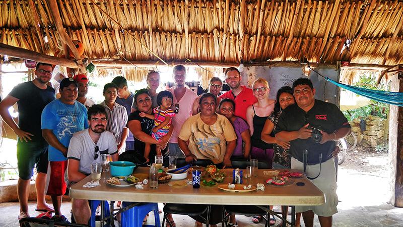 wielka rodzina Majów