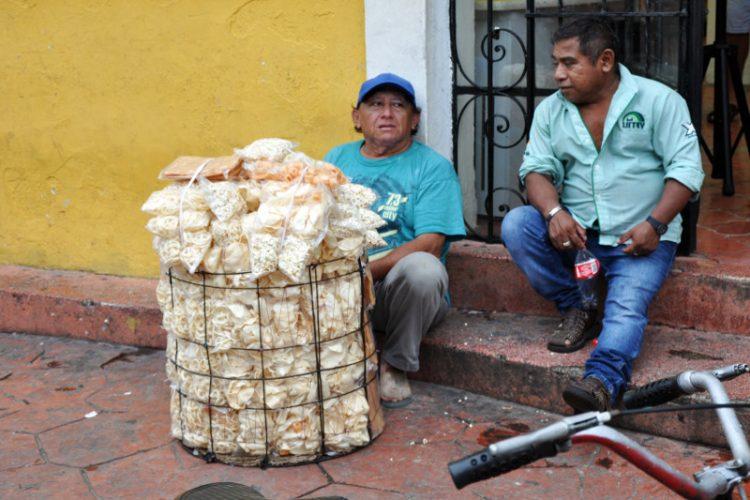 Sprzedawca-meksyk