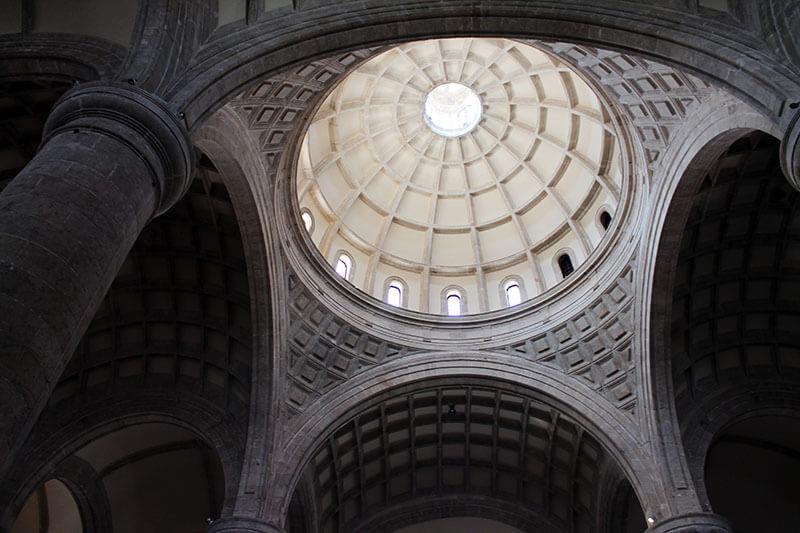 Catedra de San Ildefonso - Katedra w Meridzie