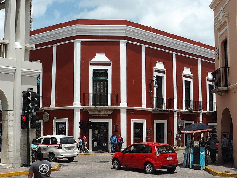 Merida - piękne miasto Meksyku