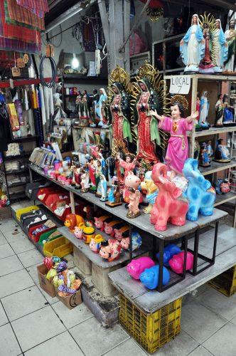 Bazar w Meridzie