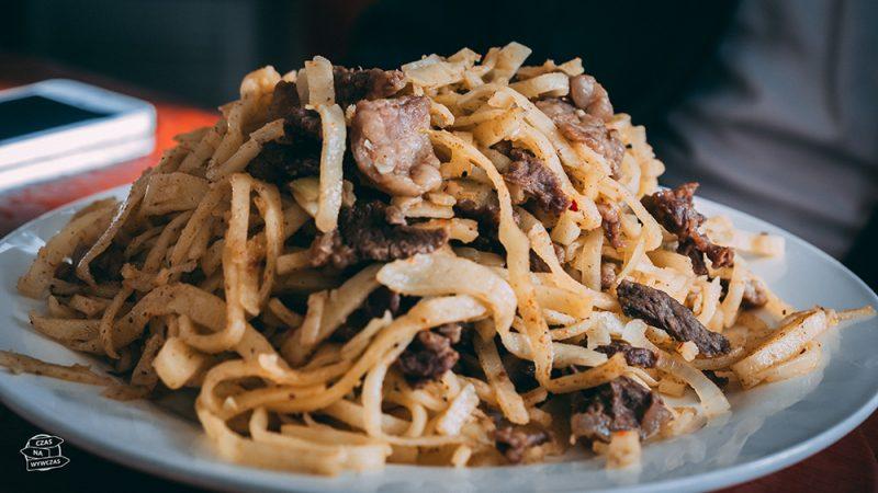 Mongolskie jedzenie