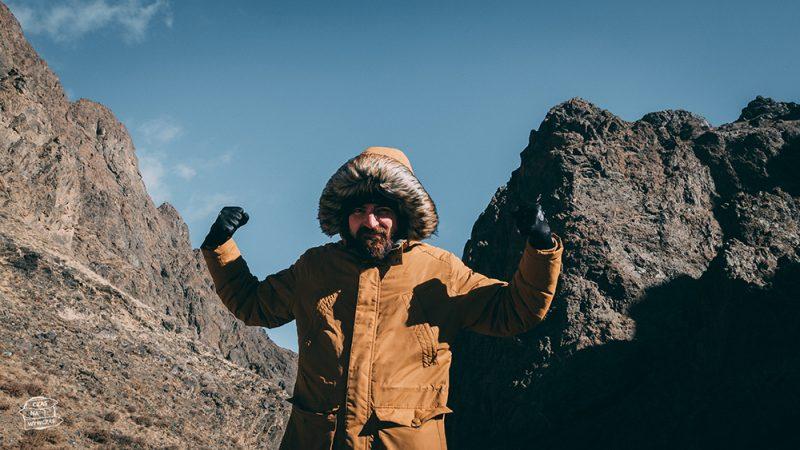 zwiedzanie Mongolii zimą
