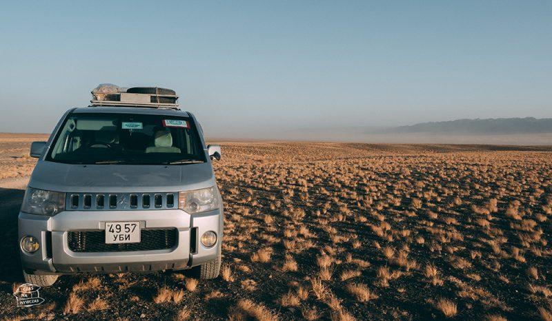 wynajęcie auta w Mongolii