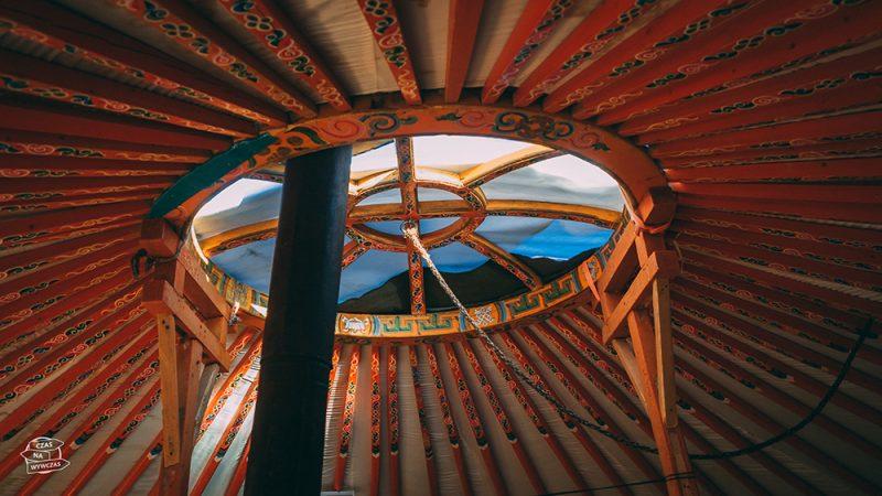 mongolskie jurty