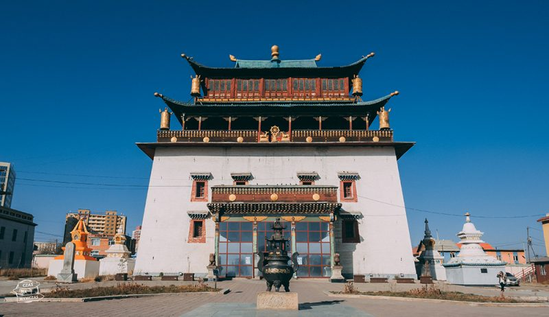 Gandan - Kompleks klasztorów buddyjskich