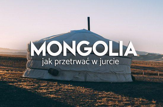 Mongolia życie w jurcie