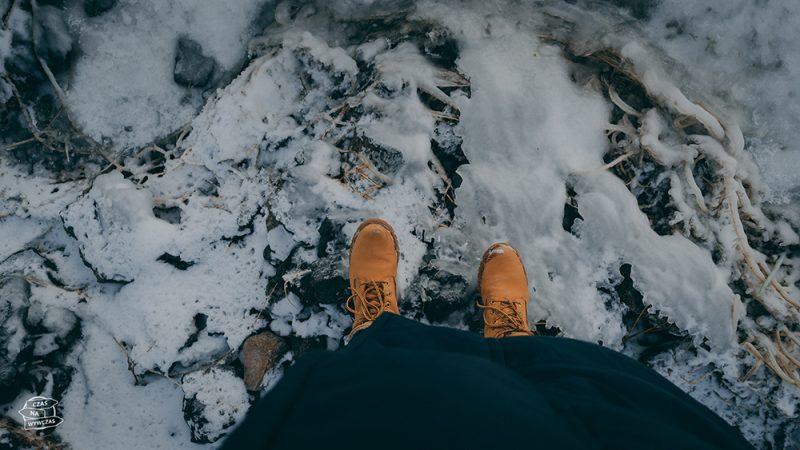 Mongolia zimą