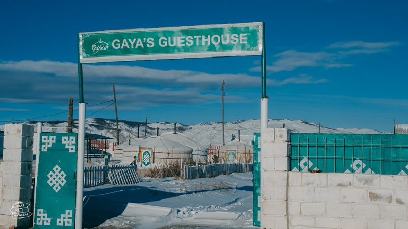 guesthouse in Karakorum