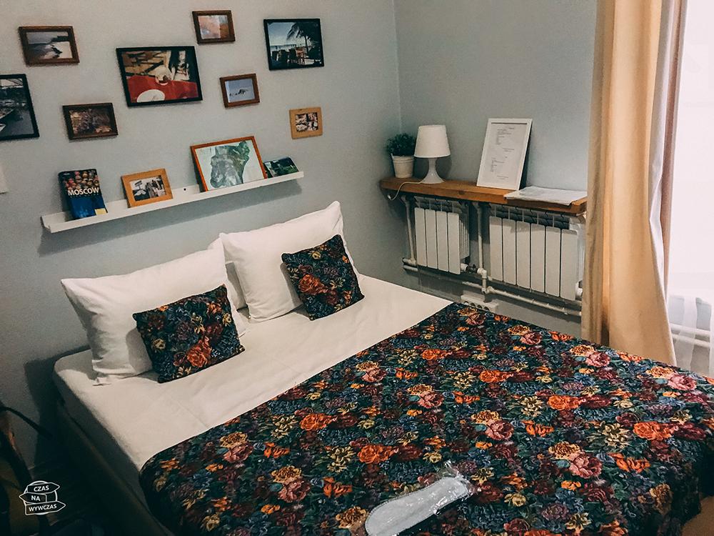 hostel-dom w Moskwie